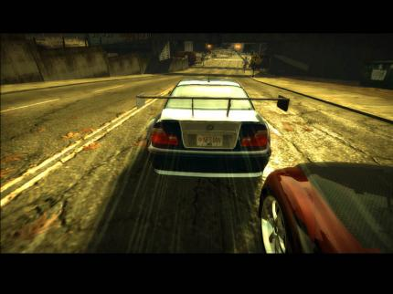 NfS Most Wanted: Website online