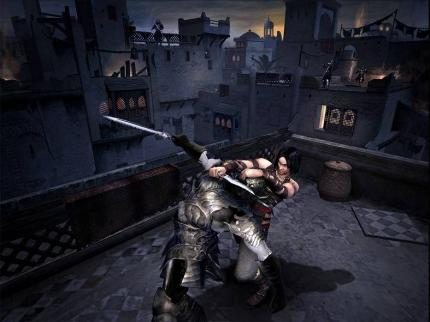 Prince of Persia 3: Kampfsequenz