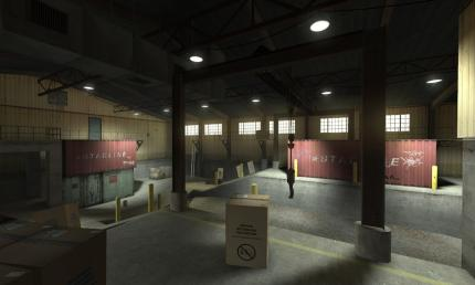 Counter-Strike Source: Map- & Model-Update
