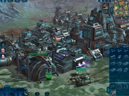 Earth 2160: Update v1.3.5