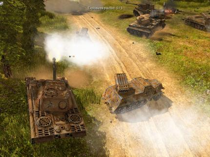 Codename Panzers 2: Screenshots