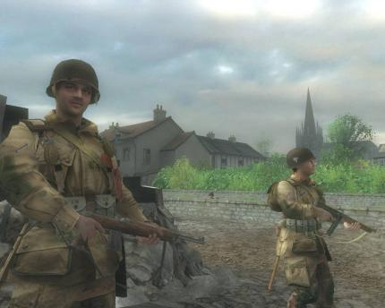 Brothers in Arms 2: Neue Screens