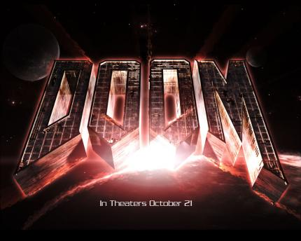 Doom-Film: Monstermäßige Bilder