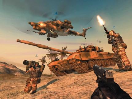 Add-on zu Battlefield 2 im November?