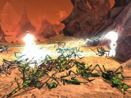 Starship Troopers: Demo am 1. September