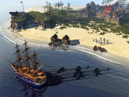 Age of Empires 3: Demo unter Win2000