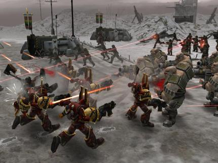 Dawn of War: Winter Assault: Shots