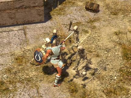 Titan Quest: Screenshots