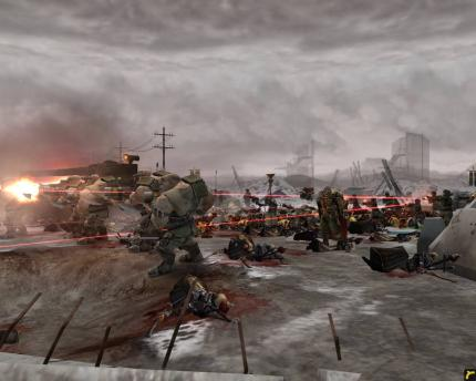 Dawn of War: Winter Assault: Bilder