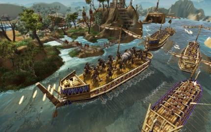 Rise and Fall: Civilizations at War in der ersten Preview [PC Games vor 5 Jahren].