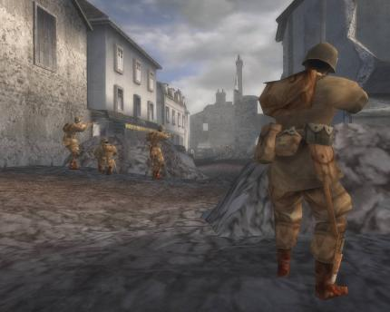 Brothers in Arms 2: Video-Tagebuch