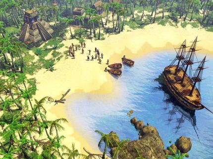 PCG Sneak Peek: Age of Empires 3 spielen!