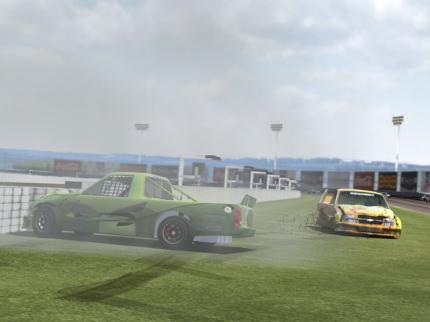 DTM Race Driver 3: Landschafts-Shots