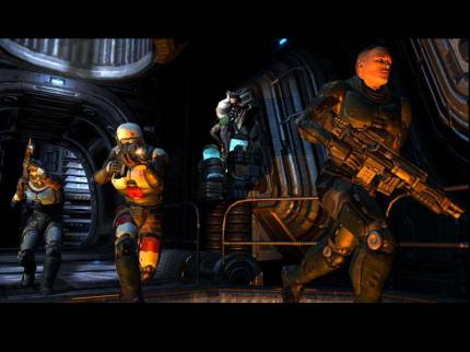 Quake 4: Elf Screenshots