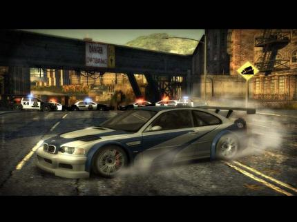 NfS Most Wanted: Bilder