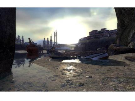 Half-Life 2: Lost Coast: Screenshots