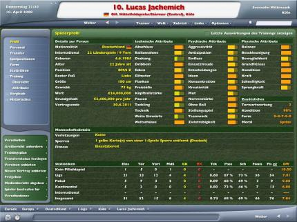 Football Manager 2006: Demo & Termin
