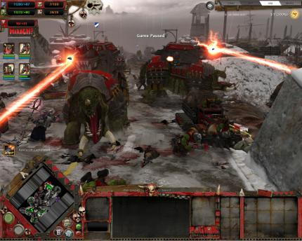 Dawn of War: Winter Assault: Spielbare Demo