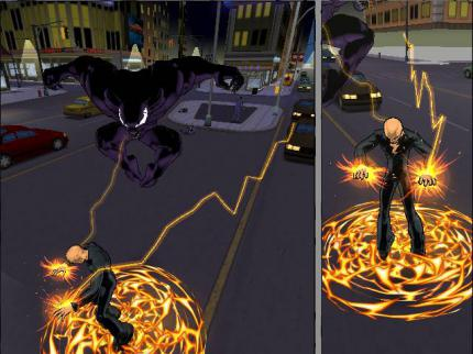 Ultimate Spider-Man: Video