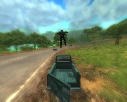 James Bond trifft Tony Hawk