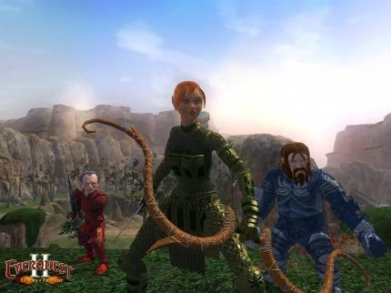 Everquest: Echoes of Faydwer