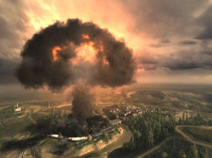 Neue Karte für World in Conflict: Virginia