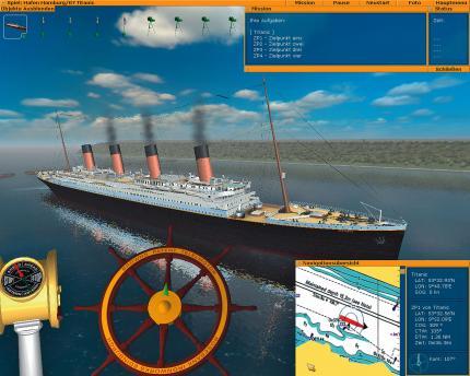 schiff simulator spiele