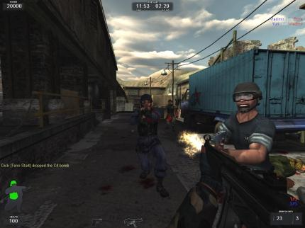 UT2004: Tactical Ops: Crossfire