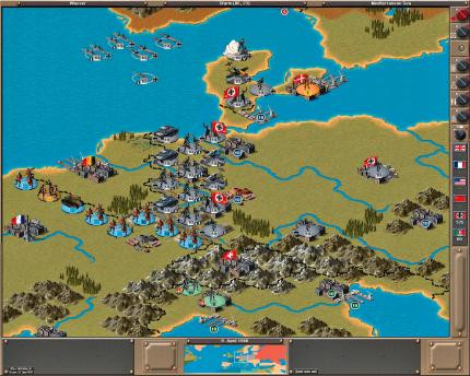 Patch und neue Demo zu Strategic Command 2: Weapons and Warfare