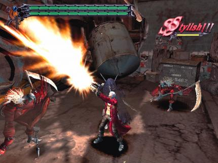 Neuer Patch behebt auch Vista-Probleme von Devil May Cry 3