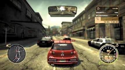 Need for Speed: Most Wanted für 10,00 Euro.