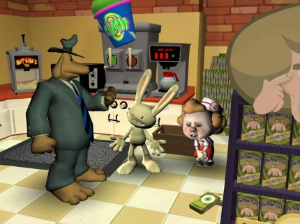 Sam & Max in Aktion - Unser Video