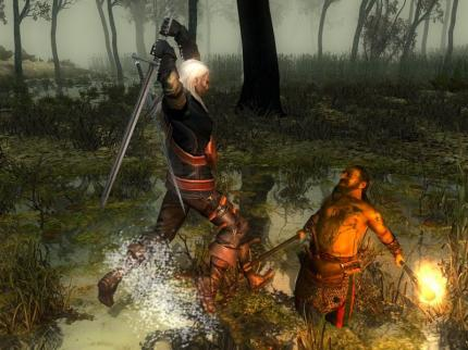 Patch 1.1a für The Witcher erschienen
