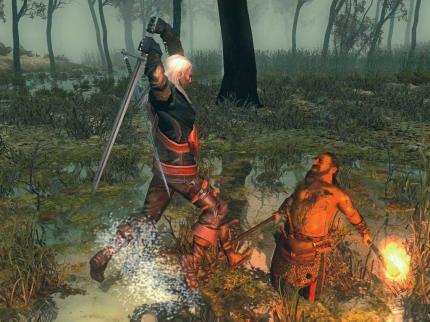 Zweiter Teil des The-Witcher-Making-of