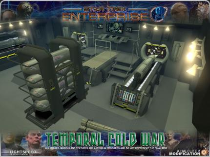 Enterprise - Temporal Cold War für Half-Life 2