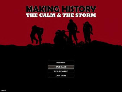 Neuer Patch für Making History: The Calm & the Storm