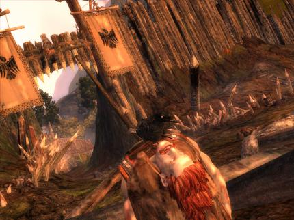 Kleines Video zur Charaktererstellung in Age of Conan: Hyborian Adventures