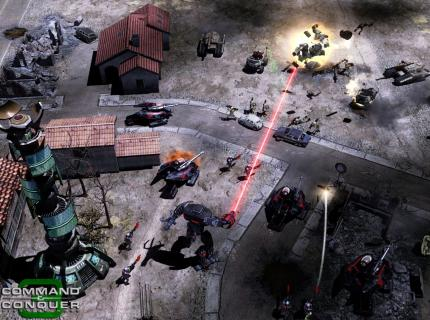 Nod-Einheiten im Fan-Video zu Command & Conquer Tiberium Wars