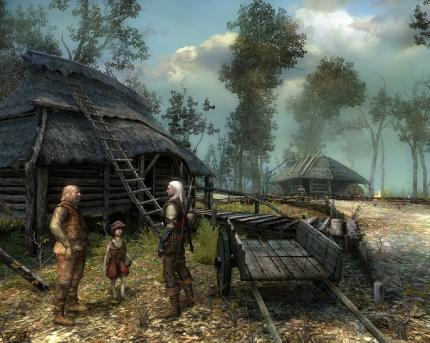 Neue Screenshots vom Witcher