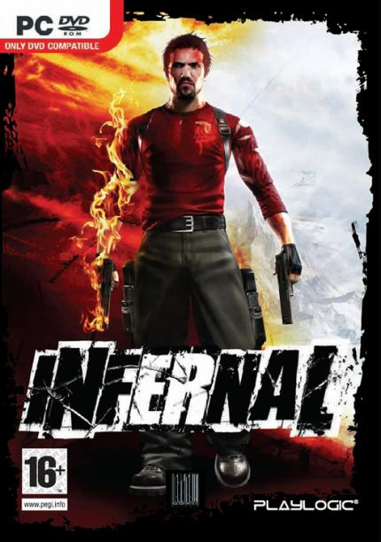 Packshot zum Action-Shooter Infernal erschienen