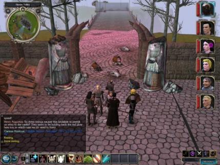 Palace of the Silver Princess für Neverwinter Nights 2