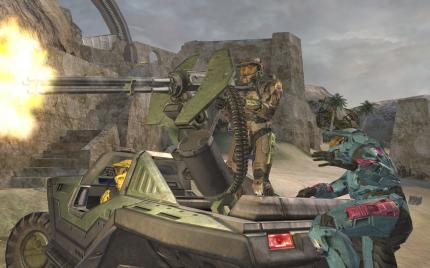 Weitere Windows Vista-Impressionen zu Halo 2