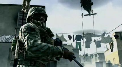 Neuer Trailer und Screen zu Call of Duty 4: Modern Warfare erschienen
