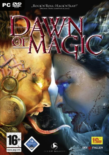 Demo zu Dawn of Magic erschienen