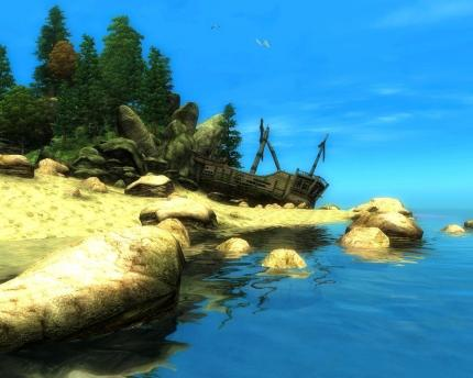 Frische Screenshots der Oblivion-Total Conversion Nehrim