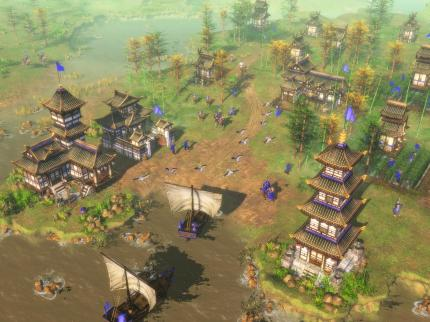 Japan-Trailer zu Age of Empires 3: The Asian Dynasties