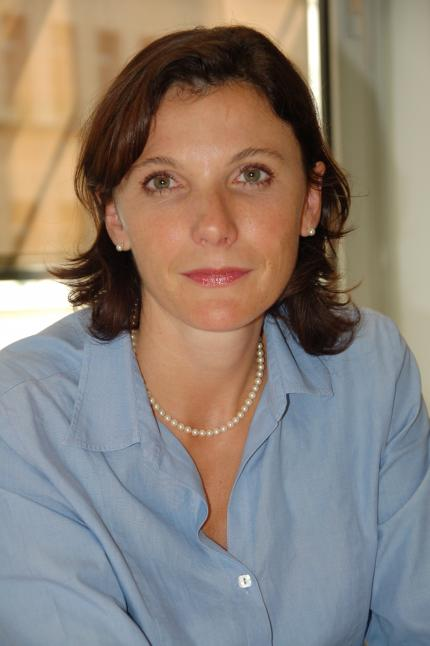 Odile Limpach ist Managing Director.