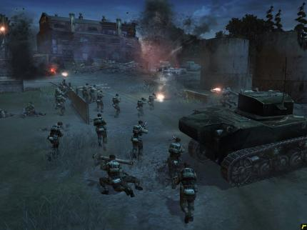 Demo zu Company of Heroes: Opposing Fronts erschienen
