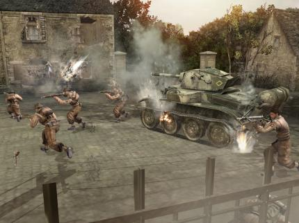 Company of Heroes: Opposing Fronts erreicht Gold-Status