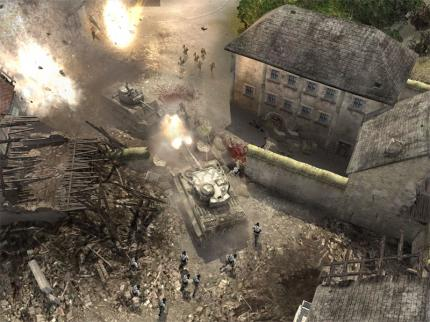 Patch v1.70 bringt Direct X 10 für Company of Heroes